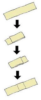 γρίφος δίπλωμα χαρτιού