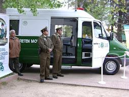 El dia 10 de octubre 2008 Fue entregado a la comunidad de Panimavida el ansiado Reten Movil
