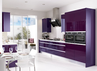 Superbe The Purple Kitchen, Just For Fun! This Person Has A Sense Of Humour And  Doesnu0027t Take Themself Too Seriously.
