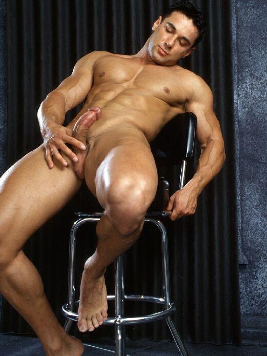 Alexander enjoying a hot trans threesome 4