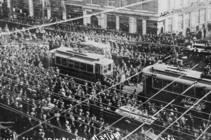winnipeg general strike of 1919 essay The winnipeg general strike of 1919 was one of the most famous and influential  strikes in  many essays by historians show that maritime labour revolt went  further than the radical violent battles in the cape breton coal fields to range.