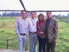 Visita Red PhiNito desde valencia a Bogotá