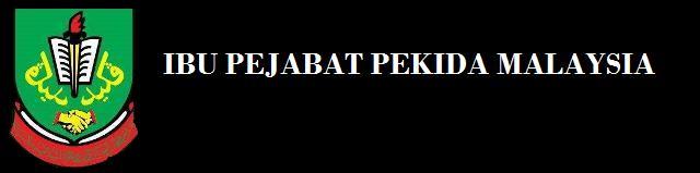 IBU PEJABAT PEKIDA MALAYSIA