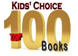 Link to Top 100 Books Kids Choice