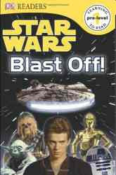bookcover of STAR WARS Blast Off by Rob Colson