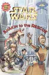 bookcover of STAR WARS The Phantom Menace: Anakin To The Rescue