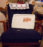 My Stitching Chair