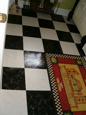 Black And White Peel And Stick Tiles Southern Hospitality