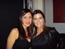 Jornalistas Cristina Guariba e Fabiana Scaranzi comparecem ao desfile da BOB STORE!
