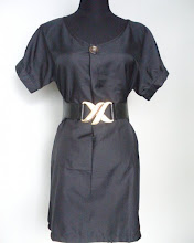 A 1074 - Black Top (belt not included)