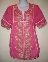 A 1142 - Pink top