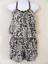 A 1150 - Halter jumper (shorts)