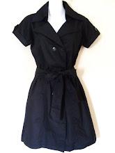 A 1188 - Black jacket, fits size S,M
