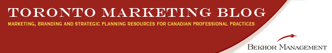 Toronto Marketing Blog - Bekhor Management, Toronto