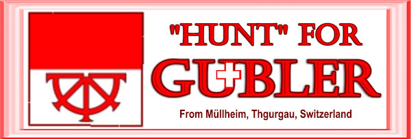 Hunt for Gublers