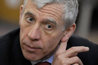Jack Straw trying to hear what he wants to hear