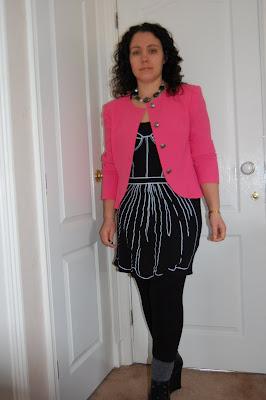 pink Jaeger jacket