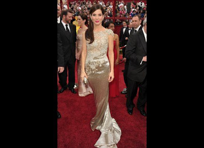 Marchesa oscar dress