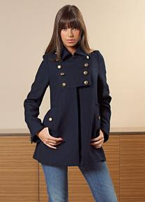 French Connection - Military Coat