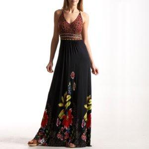 rene derhy long dress