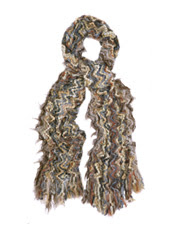 extra long scarf missoni