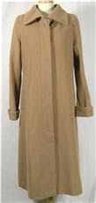 vintage camel coat