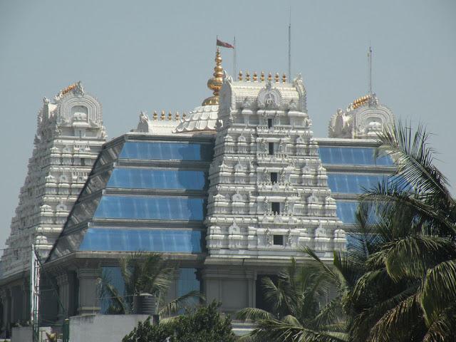 iskon temple bangalore