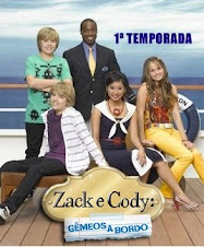 Baixe agora:Zack e Cody Gemeos a Bordo
