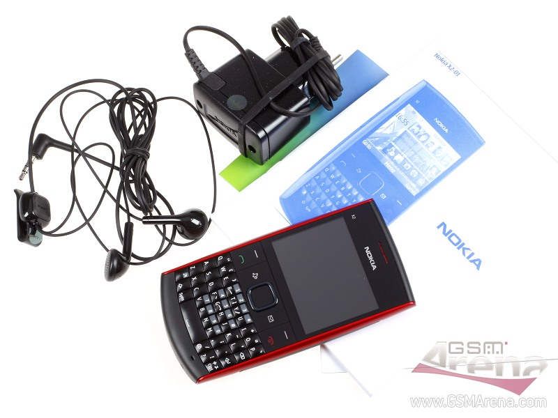 build, QWERTY keyboard and one-touch access to music: the Nokia X2-01