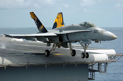 F-18 Hornet image