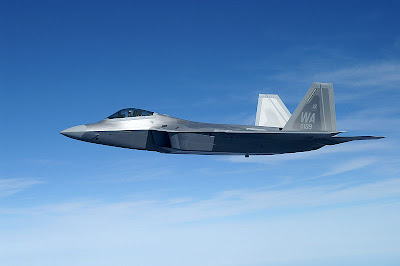 002 F-22 Raptor wallpapers