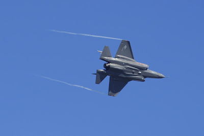 1 F-35 Lightning II military fighter aircraft