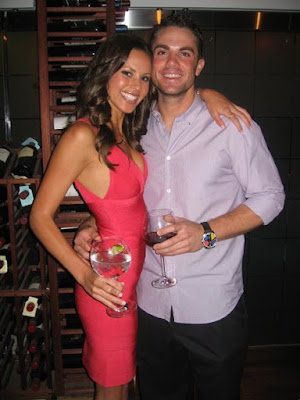 Is david wright dating erin andrews