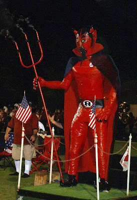 Warner Robins Demon