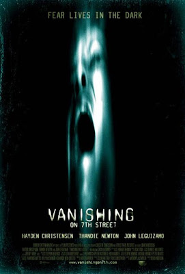 Vanishing on 7th Cartaz do filme