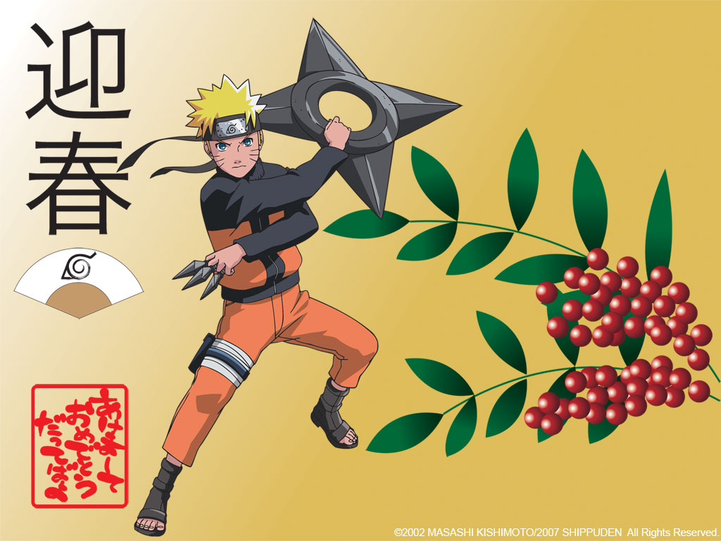 Naruto HD & Widescreen Wallpaper 0.238873578567461
