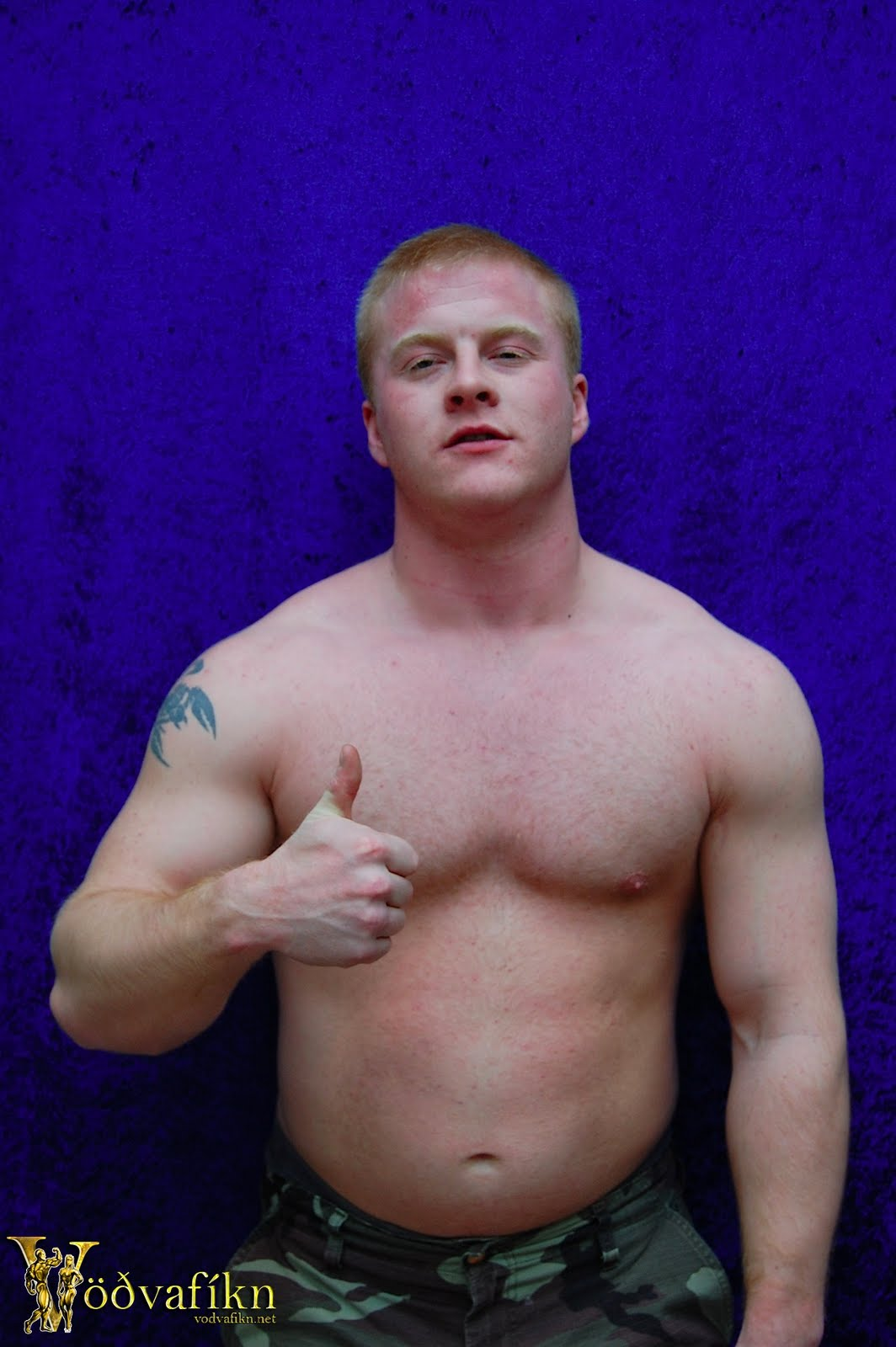 Red Headed Men: German Ginger Hunk
