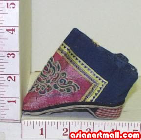 Foot Binding Shoes