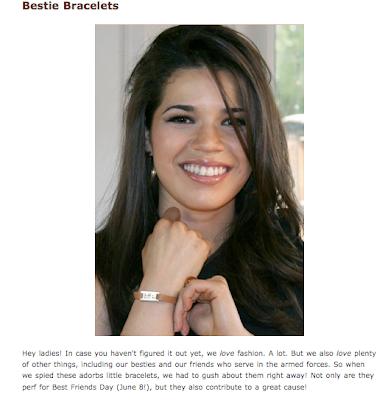 BFF Bracelets on AlloyGirl.com!