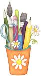 Imaginate que todo lo que piensas puedes hacerlo, solo tienes que dejar florecer tu creatividad!  S