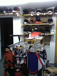 Loaner Rider Gear inventory