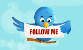 Por Twitter!