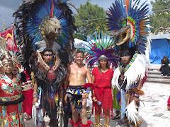Danza en Mexico