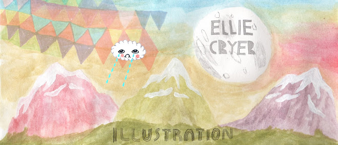 ♥ Ellie Cryer Illustration ♥