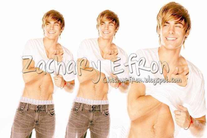 I love zac efron♥