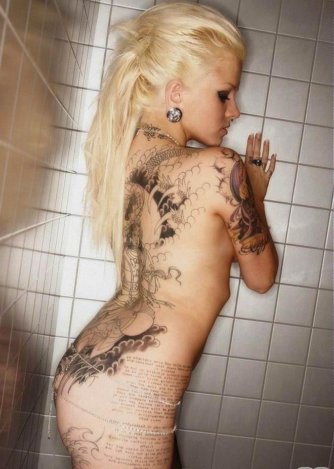 bdsm tattoo