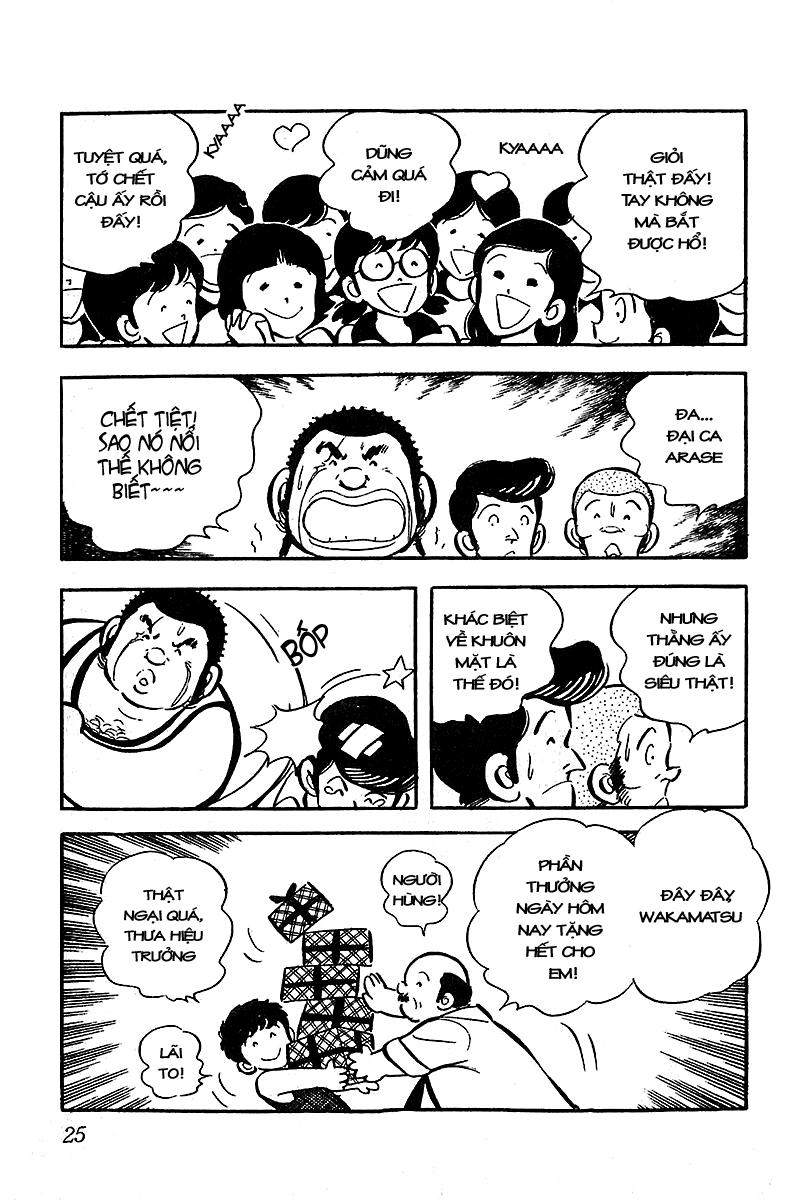 Oira Houkago Wakadaishou: Chapter 7