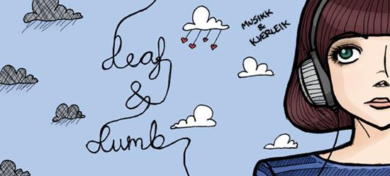deaf and dumb