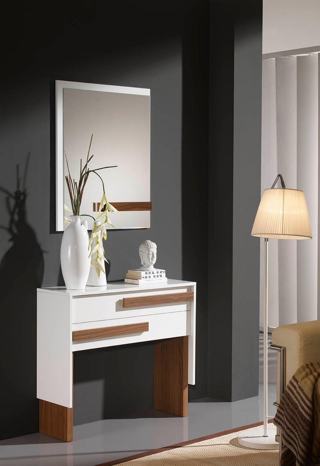 Muebles eduardo tallero entradas y recibidores - Entradas y recibidores ...