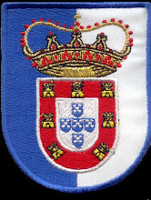 Enblema em pano bordado